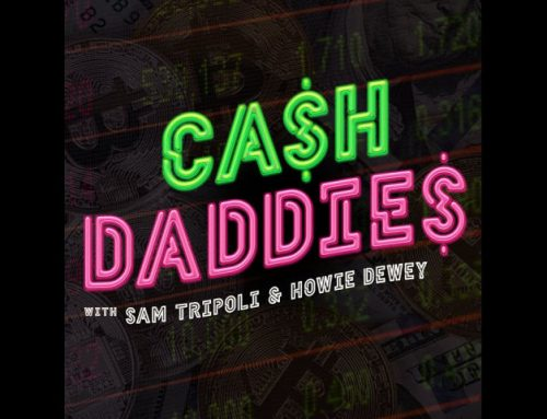 Cash Daddies #3: #WallStreetBets, #GME and Dumb Money with Chris Neff.
