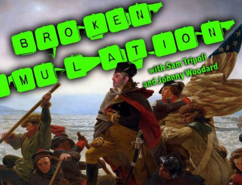 "Broken Simulation with Sam Tripoli #6: ""Revolution"""