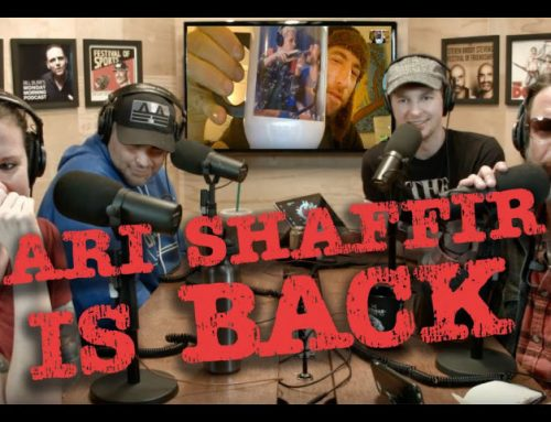 Ari Shaffir returns to Punch Drunk Sports!