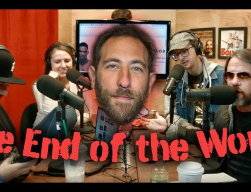 End-of-the-World Talk with Ari Shaffir