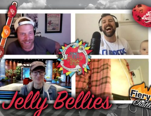 Jelly Bellies: Punch Drunk makes a spicy bet with Steve Rannazzisi