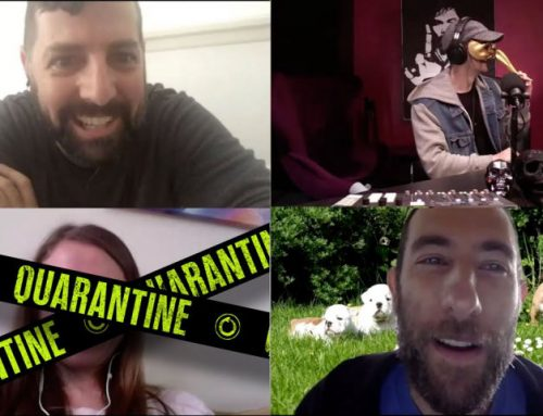 Punch Drunk Sports: Quarantine Edition with 'Wuhan' Ari Shaffir