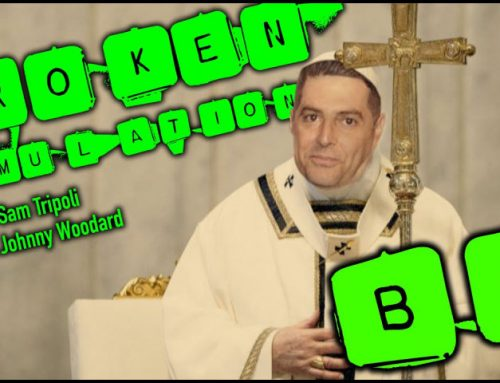 """Broken Simulation with Sam Tripoli #5: """"The No. 1 Show Ever on the Internet"""""""
