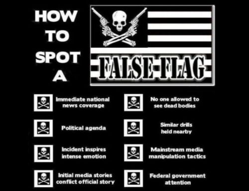 #429:The Dark Arts of False Flag Theater With Ole Dammegard