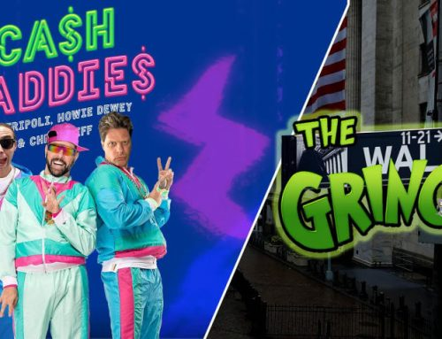 "Cash Daddies #18: ""Don't Be The Free Lunch"" With The Wall Street Grinch"
