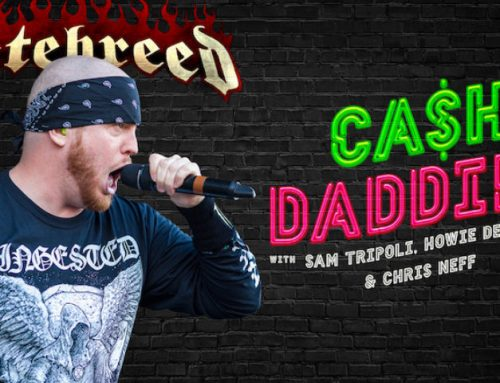 Cash Daddies #36: You Don't Sink The Chinese Pink – With Jamey Jasta