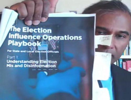 TFH #455: The Election Influence Operation Handbook With Dr. Shiva Ayyadurai