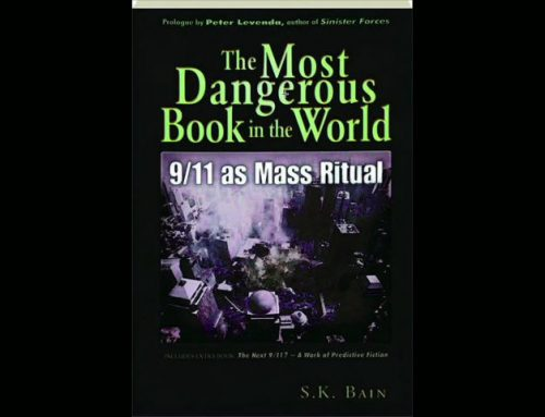 TFH #456: 9/11 Was An Occult Mass Ritual with SK Bain