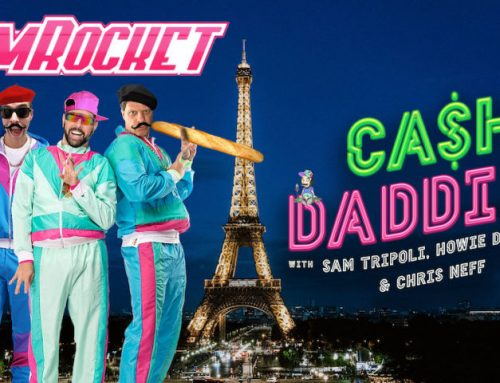 Cash Daddies #40: From Paris. With Love – With CumRocket Partner Shelby Paris