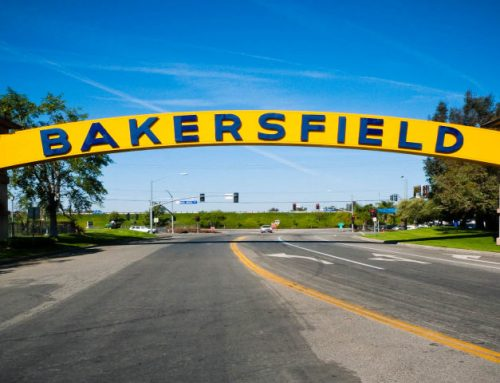 Opiate Of The Asses: It's A 109 In Bakersfield