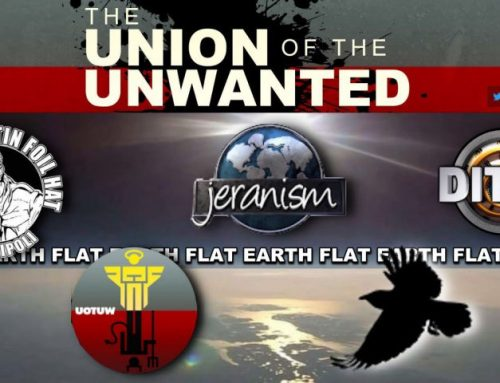 Union of the Unwanted : 027 : Flat Earth Round Table