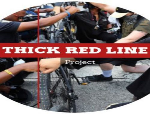 TFH #469: The Thick Red Line Of Law Enforcement with Howard Lichtman and Destry Griffiths (Bonus Episode)