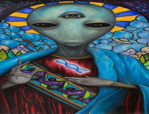 #472: The Alien Religion Psyop with Issac and Josie Weishaupt