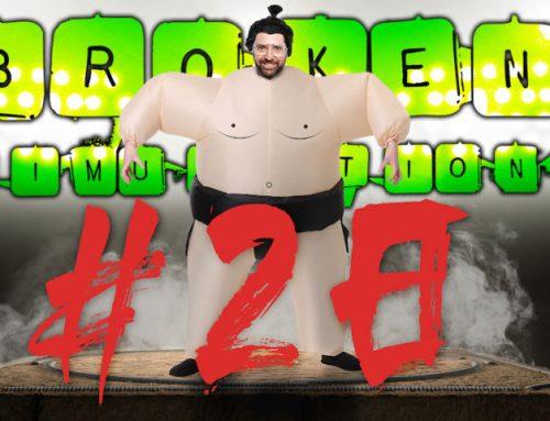"Broken Simulation #28: ""Sam Tripoli is in a Bigger Body"""