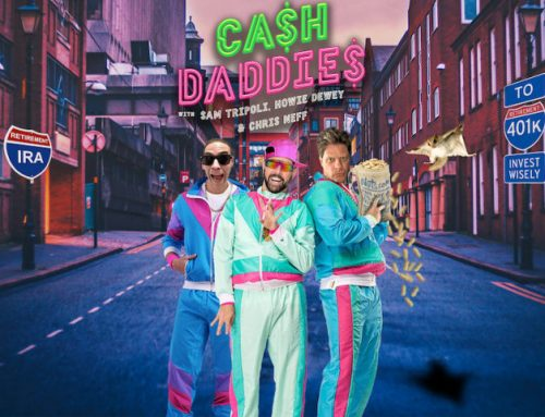 Cash Daddies #47: Flying Nuts, 401K's and IRA's