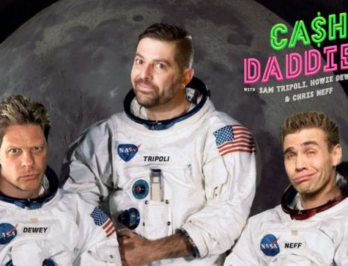 Cash Daddies #48: To The Moon (?) – With Tommy, Featuring Neff's Mom