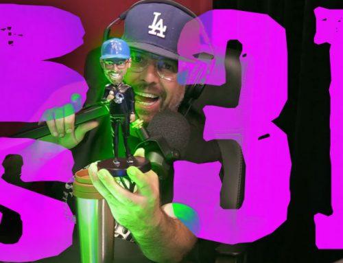 "Broken Simulation #31: ""Sam Tripoli Gets His Own Bobblehead"""
