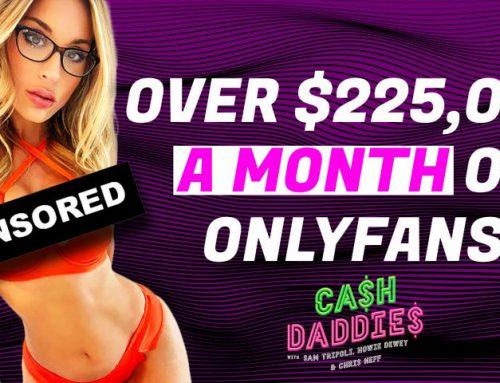 Cash Daddies #56: Nurses Gone Wild – With OnlyFans Superstar Allie Rae