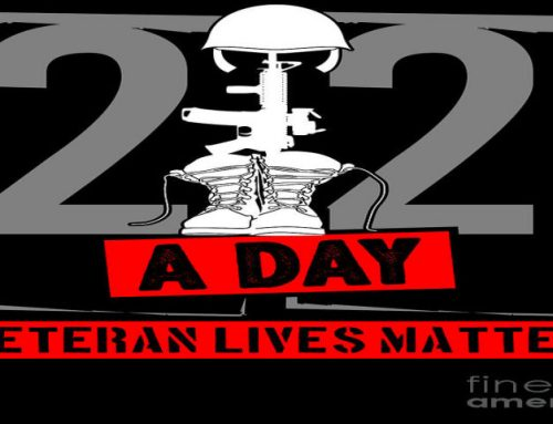TFH #482: 22 Veterans A Day With Cris Pacheco and Robert Graves