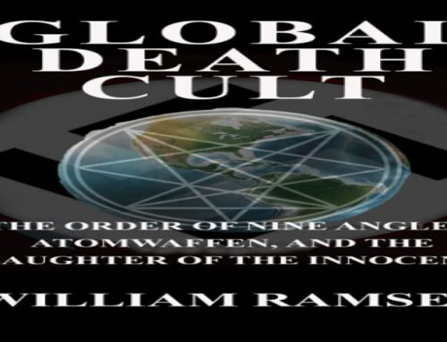 TFH #488: The Bush Global Satanic Death Cult Of 9/11 with William Ramsey