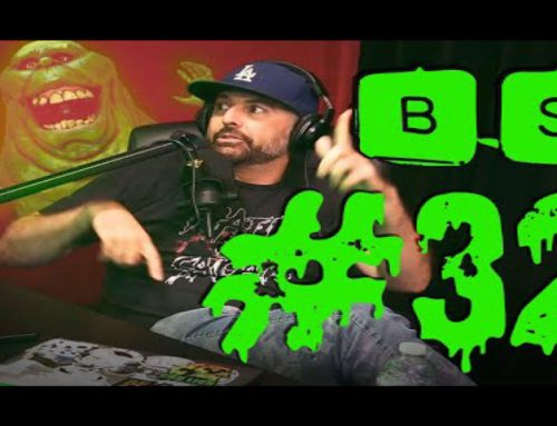 "Broken Simulation #32: ""The Studio is Haunted"""
