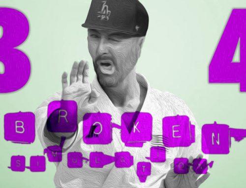 """Broken Sim #34: """"Sam Tripoli Presents: Karate Dancing"""""""