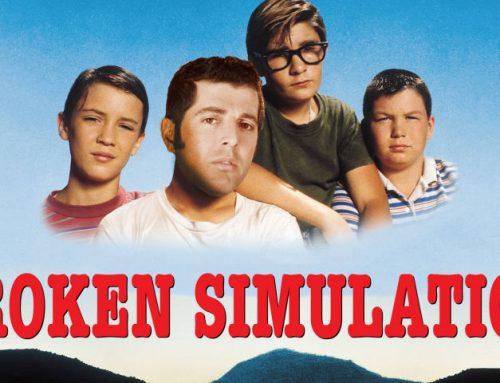 "Broken Simulation #35: ""Sam Tripoli Recaptures His Youth"""