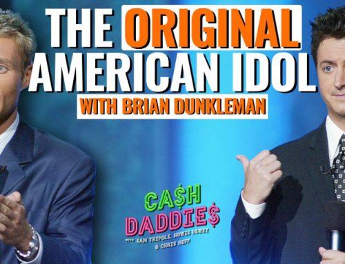 Cash Daddies #60: The Original American Idol – With Brian Dunkleman