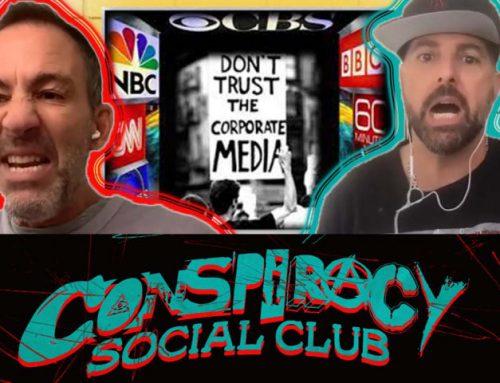Conspiracy Social Club #85: Rich Kids