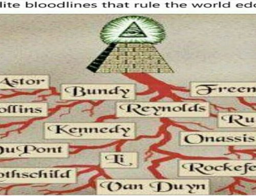 TFH #491: 1717 The Year Of The Satanic Bloodlines with Michelle Gibson