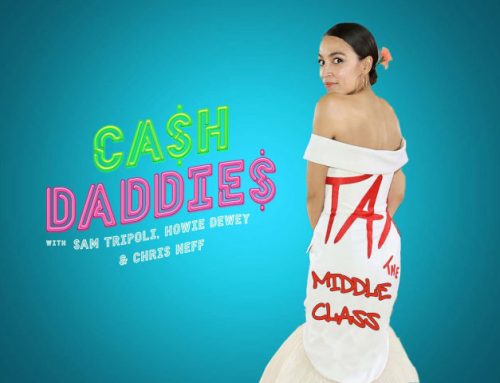 Cash Daddies #61: Tax The Middle Class! – With Jason Gillearn